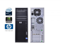 Hp Workstation Z400 Xeon X5650 Nvidia K2000