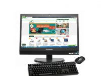 Lenovo ThinkCentre M92z All In One - Touch - AMD 6600