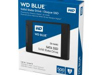 Ổ CỨNG SSD WD BLUE 500GB
